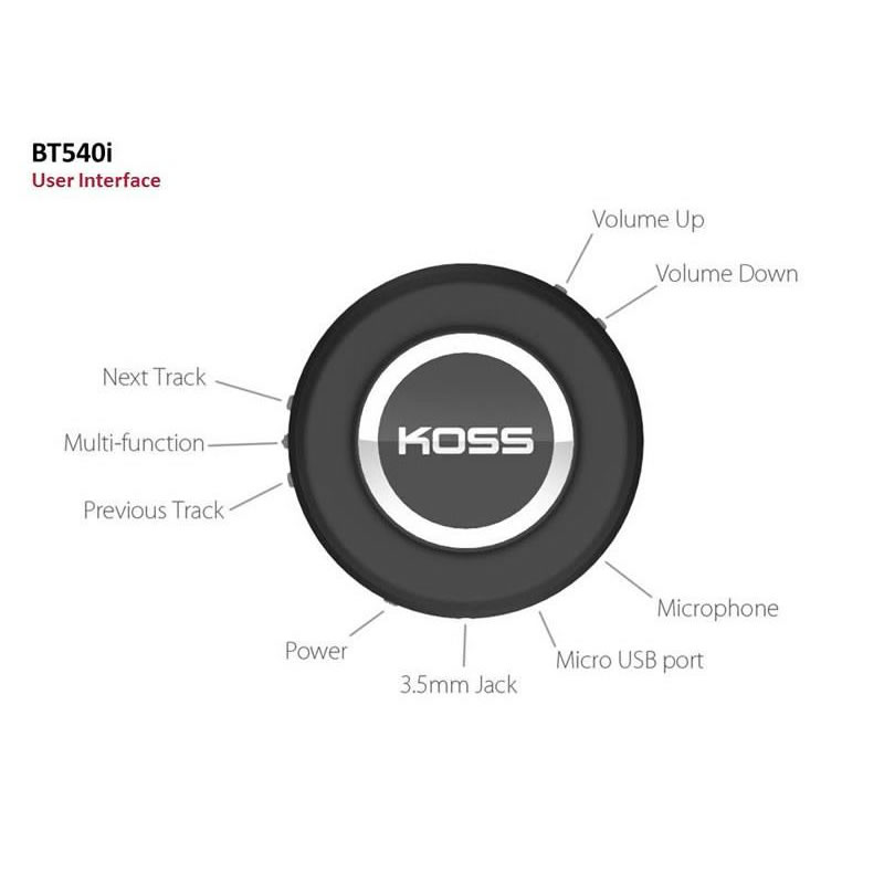 Koss BT540i